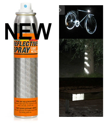 Chesterford Ltd Reflective Spray Paint