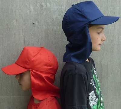 Legionnaire s hats for children £3.82 each - sun hats with neck ... cb162f1e7c7